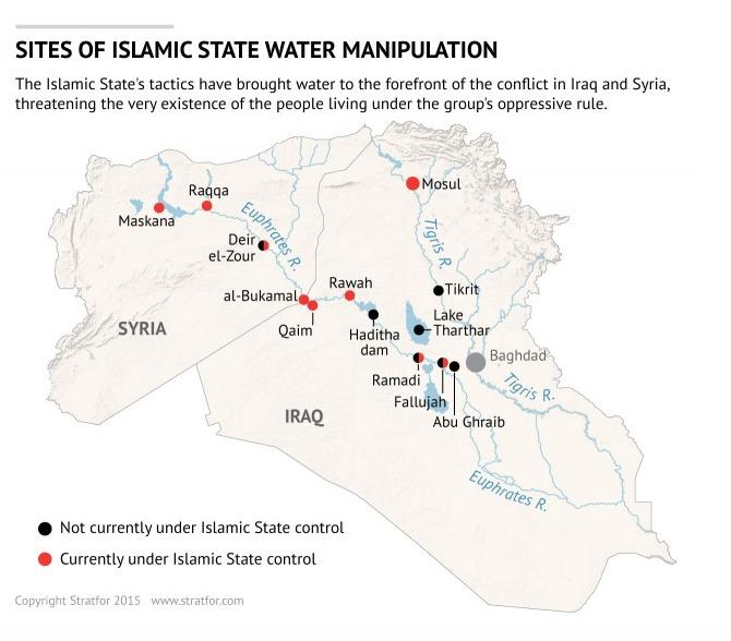 Las Guerras Globales del Agua: Privatización y Fracking 2015
